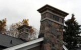 Custom chimney profiling