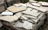 Assortment of Grey random flagstones