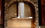 Modern Ledgestone in kitchen