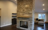 Northern Grey Fireplace